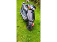 Sym City Hopper 50cc Moped