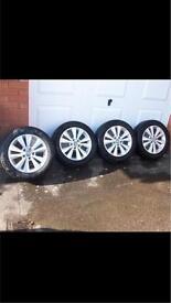 Vw golf mk7 alloy wheels