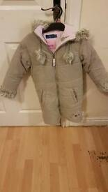 Girls winer jacket
