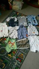 0-3 months boys outfits