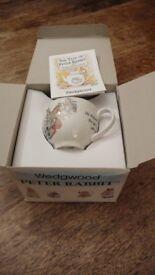 Wedgewood Peter Rabbit Cup and Saucer set