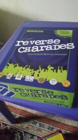 Board Game - Reverse Charades. In new condition.