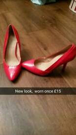 Laddies shoes size 4 Uk