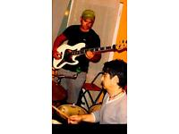 ELECTRIC BASS LESSONS in London Kings Cross area -beginners to advanced welcome
