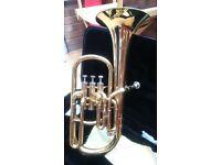 Student tenor horn