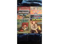 8 Jim Reeves Vinyl Records