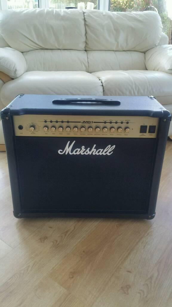 Marshall jmd-1 50 watt valve driven amp