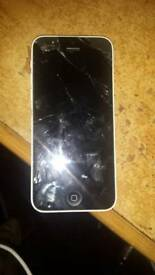 Apple iPhone 5c (parts only)
