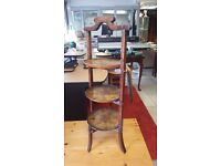 1930s Art Deco Tiered Cake Stand in Great Condition