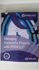 PRINCE2 official handbook 2017 with practice papers