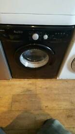 Black 6 kg beko washing machine
