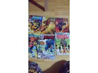Marvel / DC comic books