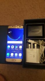 Samsung galaxy s7edge mint condition