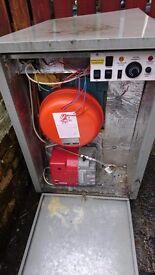 Gortex oil boiler free to take away