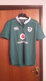 Ireland Rugby Jersey Shirt 2016/17