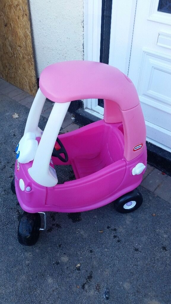Pink Smoby Carin Wirral, MerseysideGumtree - Used but in good condition. Nothing wrong with it, plenty of fun left to have with it