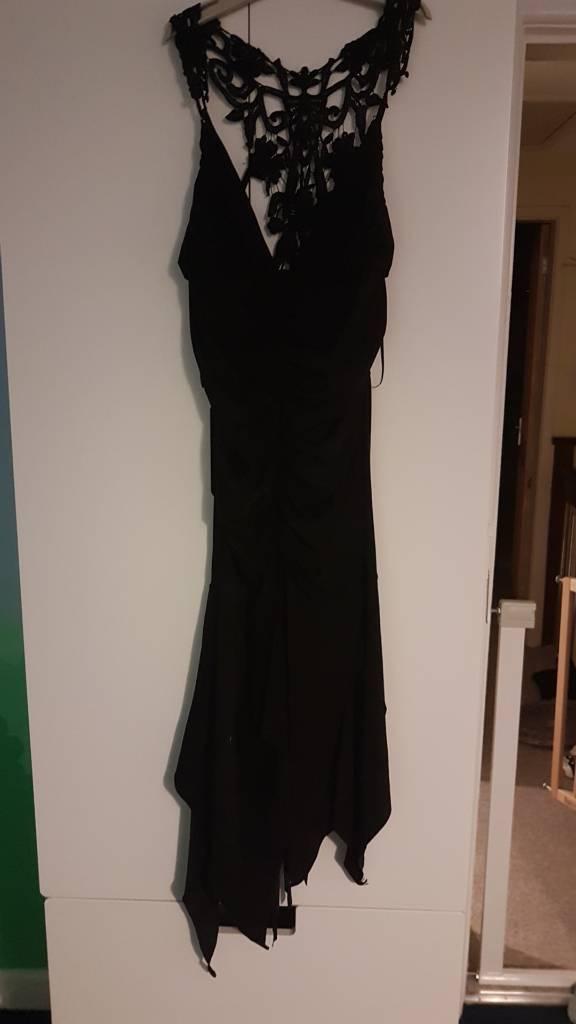 Black dress small/medium from TOPSHOP