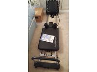 Pilates Reformer Machine VGC only £50