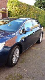 Vauxhall Arstra Excite CDTi, 2011, 75k miles