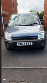 ford Transit Connect 1.9 Diesel mot may 2017