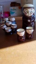 Friar chucky pottery