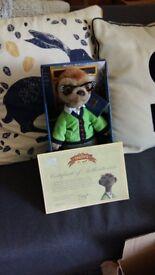 Meerkat Collectable Toy Maia Meerkat Teacher