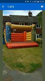 Adult commercial bouncy castle