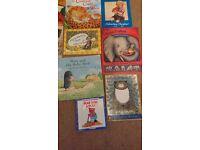 Selection of Kids Books £5 job lot