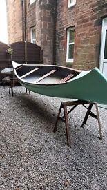 Canadian 16ft open Canoe