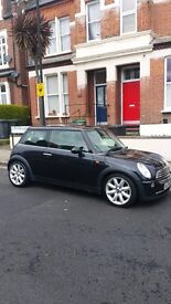 Good condition!- Clean history!- Lady owner of reliable Black Mini Cooper!!