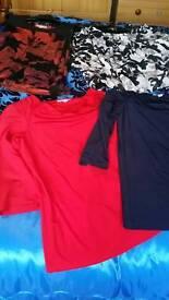 Size 14 ladies tops. Blouses