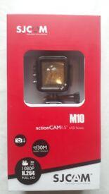 SJ Cam M10 action camera