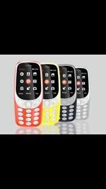 Nokia 3310 brand new Any network