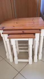 Nestif tables