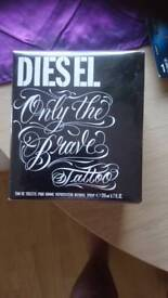 For sale 200ml edt diesal only tge brave tattoo