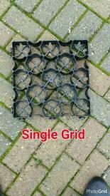 Shed Base Interlocking Grids (Parking or Paths)