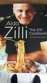 Aldo Zilli Cookbook