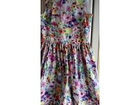 Girls H&M summer dress size 158cm (approx 11/12years)