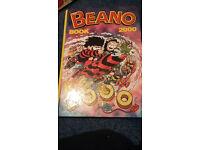 beano annaul 2000 onwards collection