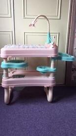 Baby Annabel Changing table