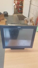 TOSHIBA ST-A10-2B7K-QM-R epos system perfectly working order (NO HDD)