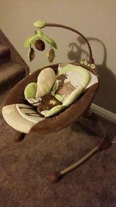 Ingenuity cradle swing