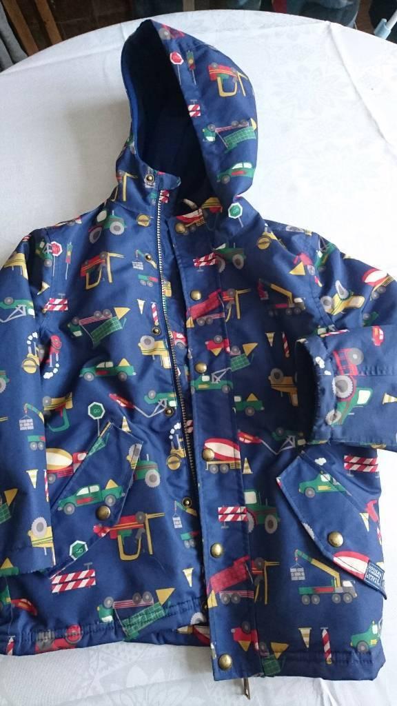 Boys cosy jacket