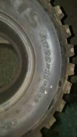 Quad tyres 20/11/9