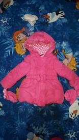 Size 2-3 girls jacket