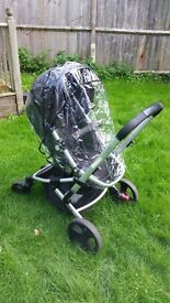 Xpedior Mothercare Travel System With Black colour pack