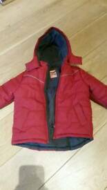 Boys coat 3yrs