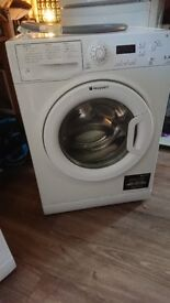 Hotpoint 1200 spin 6kilo load washing machine