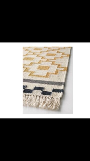 Flat Woven Rug From Ikea In Bromley London Gumtree