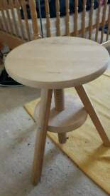 Two kitchen/Bar stools for sale